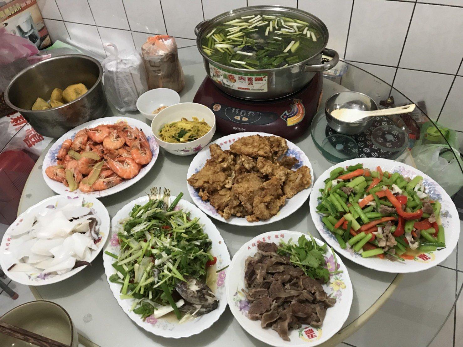 中國菜,過新年